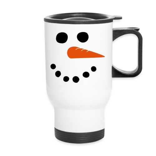 Let It Snow Coffee/Tea Travel Mug - Travel Mug