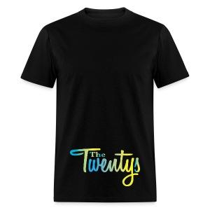 The Twentys Gradient Tee - Men's T-Shirt
