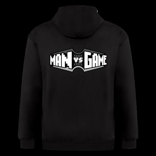 Men's Zip Hoodie - Men's Zip Hoodie