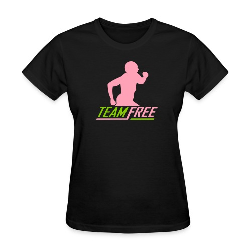TeamFree AKA Sorority Shiirt - Women's T-Shirt