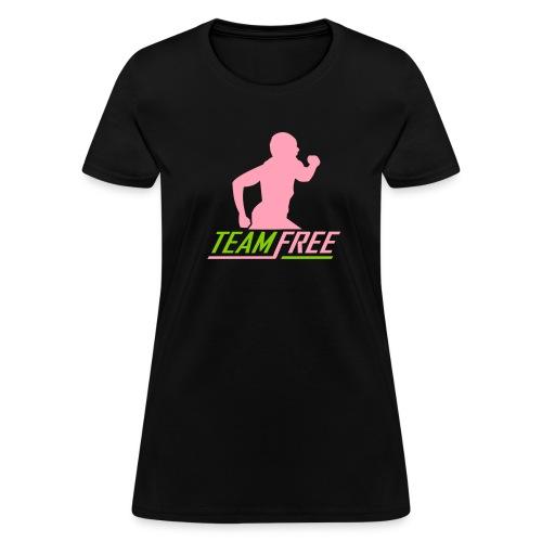TeamFree AKA Sorority Shiirt - Women's T-Shirt