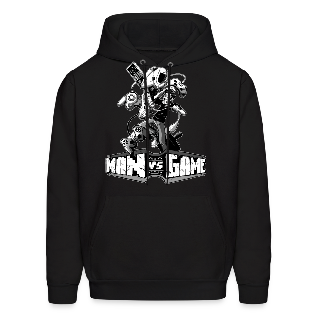 Men's Struggle Hooded Sweatshirt