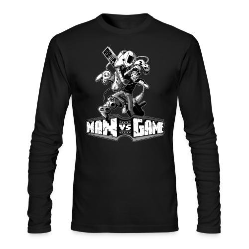 Men's Struggle Long Sleeve T-Shirt - Men's Long Sleeve T-Shirt by Next Level