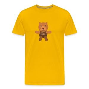 Huggy BEar - Men's Premium T-Shirt