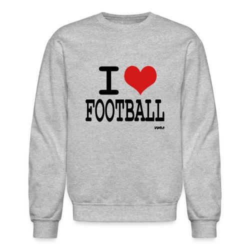 Football grey - Crewneck Sweatshirt
