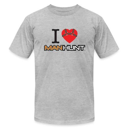 Bound Heart T - Light - Men's Fine Jersey T-Shirt