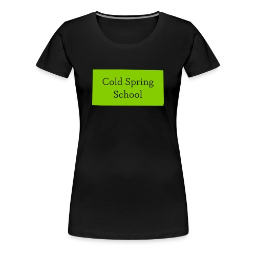 Cold Spring Adult Fitted T-shirt - Women's Premium T-Shirt