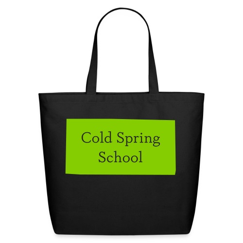 Cold Spring Tote Bag - Eco-Friendly Cotton Tote