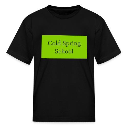 Cold Spring Kid's Shirt - Kids' T-Shirt