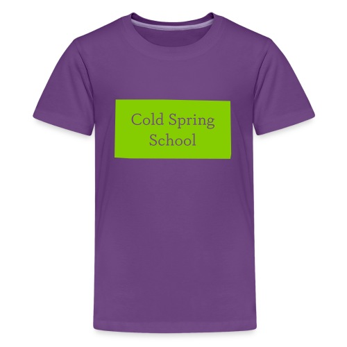 Cold Spring Kid's Shirt w/ Color Choices - Kids' Premium T-Shirt