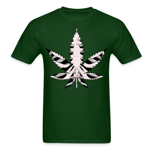 my inner cannabis - Men's T-Shirt