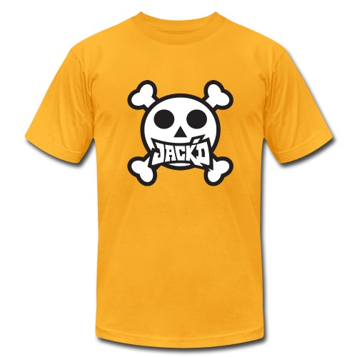 Jack'd Pirate T - Men's T-Shirt by American Apparel