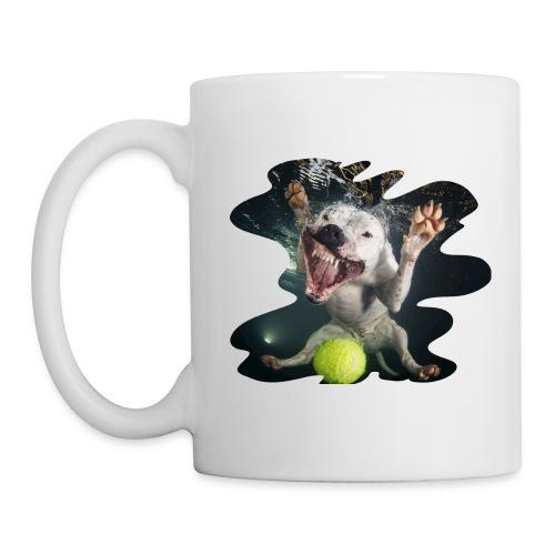 Coffee/Tea Mug - yorkshire terrier,underwaterdogs,underwater puppies,underwater dogs,underwater,stafforshire bull terrier,seth casteel,rottweiler,puppies,pitbull,pit bull terrier,littlefriendsphoto,labrador retriever,dogs underwater,dogs,dog,dachshund,boston terrier,black labrador retriever,black lab