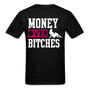 Money Black - Men's T-Shirt