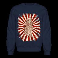 Long Sleeve Shirts ~ Crewneck Sweatshirt ~ Eddy Ad