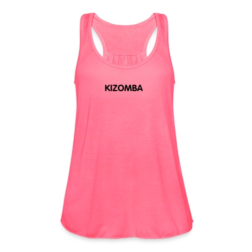 Kizomba - Women's Flowy Tank Top by Bella