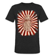 T-Shirts ~ Unisex Tri-Blend T-Shirt ~ Eddy Ad