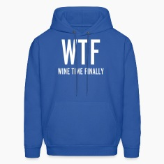 Wine Hoodies
