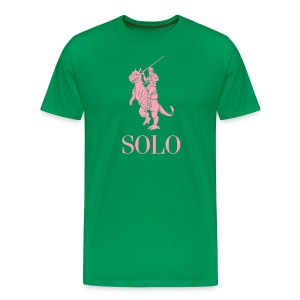 SOLO by Tai's Tees - Men's Premium T-Shirt