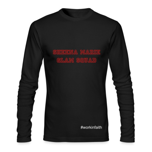 Studio/Mobile Attire - Men's Long Sleeve T-Shirt by Next Level