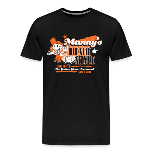BSHU - Manny All Star Service - Men's Premium T-Shirt