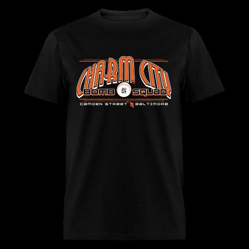 BSHU - CharmCity Bomb - Men's T-Shirt