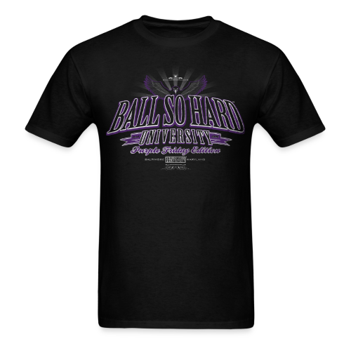 BSHU - Purple Friday - Men's T-Shirt
