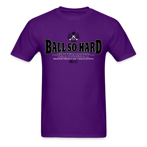BSHU - Dept of Tailgating - Men's T-Shirt