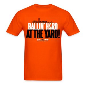 BSHU - Ballin Hard - Men's T-Shirt