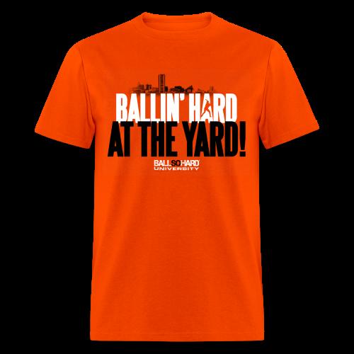 BSHU - Ballin Hard - Men's T-Shirt