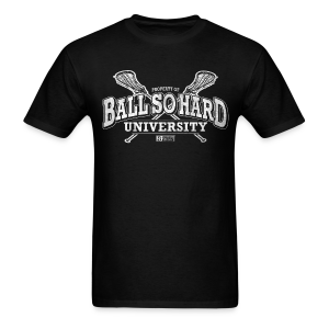 BSHU - Lacrosse Ed. - Men's T-Shirt