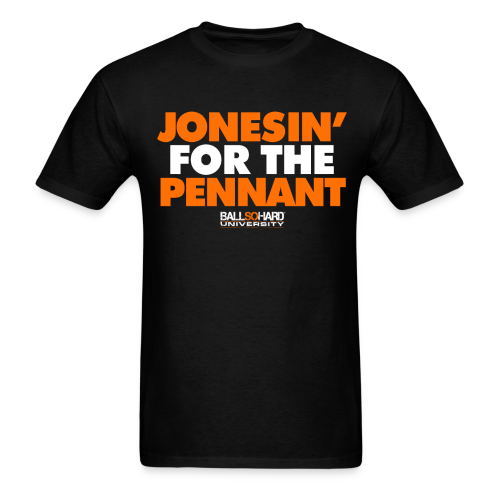 BSHU - Jonesin' - Men's T-Shirt