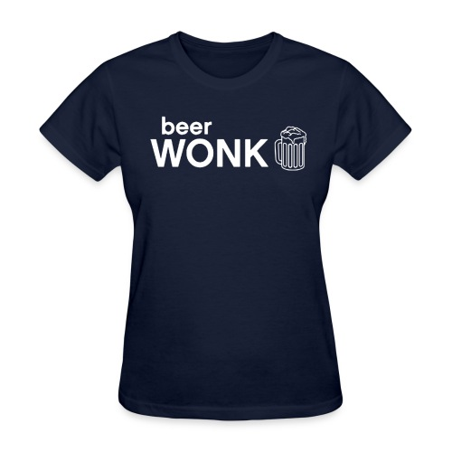 The Beer WONK Shirt - Women's - Women's T-Shirt