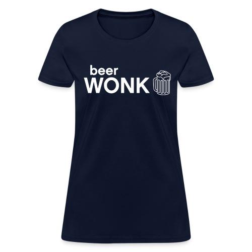 The Beer WONK Shirt - Women's - Women's T-Shirt