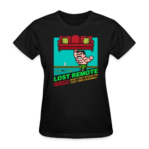 [lostremote] - Women's T-Shirt