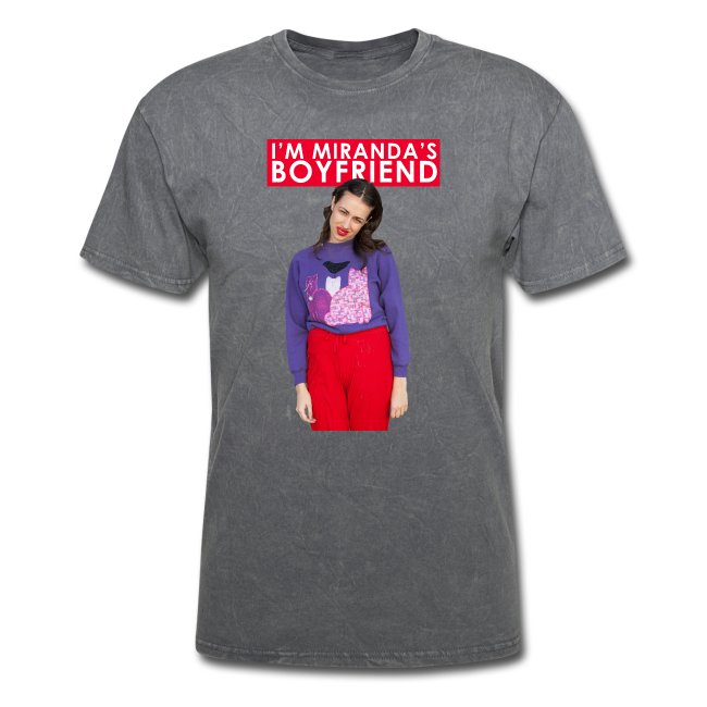 I'm Miranda's Boyfriend