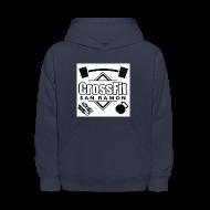 Sweatshirts ~ Kids' Hoodie ~ Kids blue sweatshirt