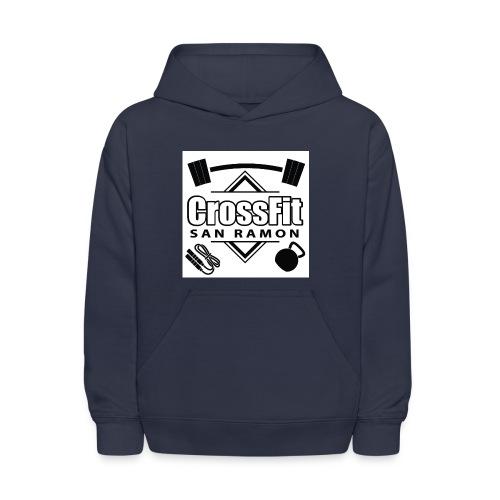 Kids blue sweatshirt - Kids' Hoodie