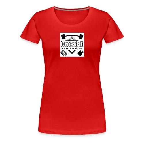 womens red shirt - Women's Premium T-Shirt