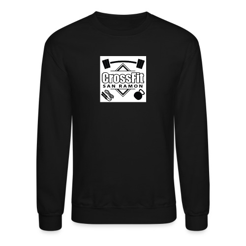 mens long sleeved shirt - Crewneck Sweatshirt