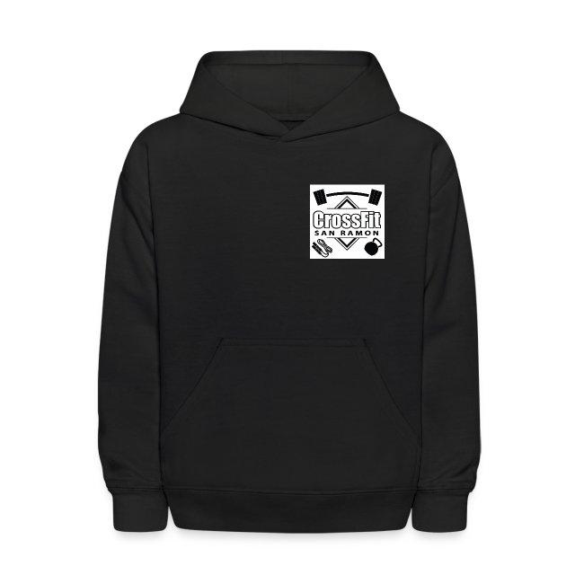 Kid's Hooded Shweatshirt