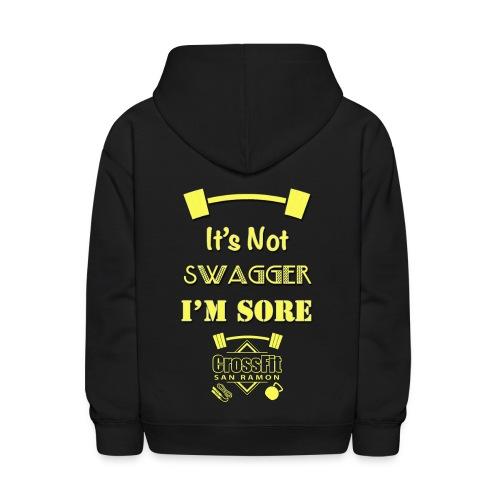 Kid's Hooded Shweatshirt - Kids' Hoodie
