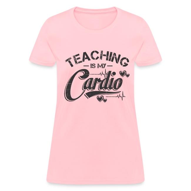 Teaching Is My Cardio