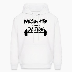 Weights Hoodies
