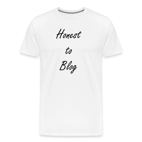 Honest to Blog  - Men's Premium T-Shirt