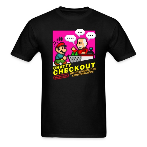 [chattycheckout] - Men's T-Shirt