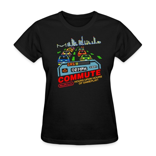 [commute] - Women's T-Shirt