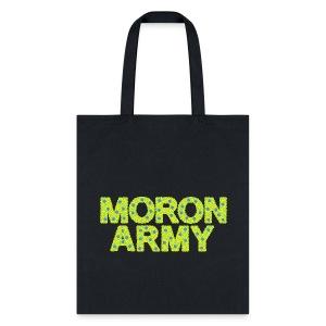 MORON ARMY - Smiles and paws (tote) - Tote Bag