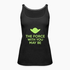 The Force With You May Be Tanks