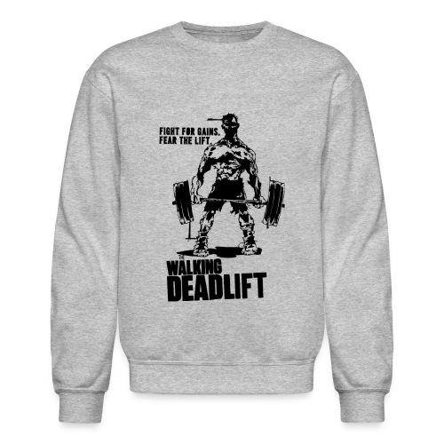 Zombie Walking Deadlift | Mens jumper - Crewneck Sweatshirt
